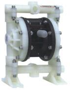 台灣MORAK雙隔膜氣動泵浦